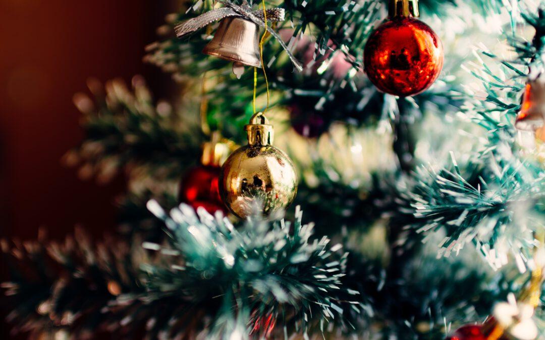 Fijne kerstdagen gewenst!